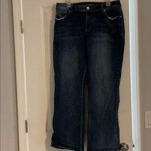 Maurice's Size 18 short Jeans
